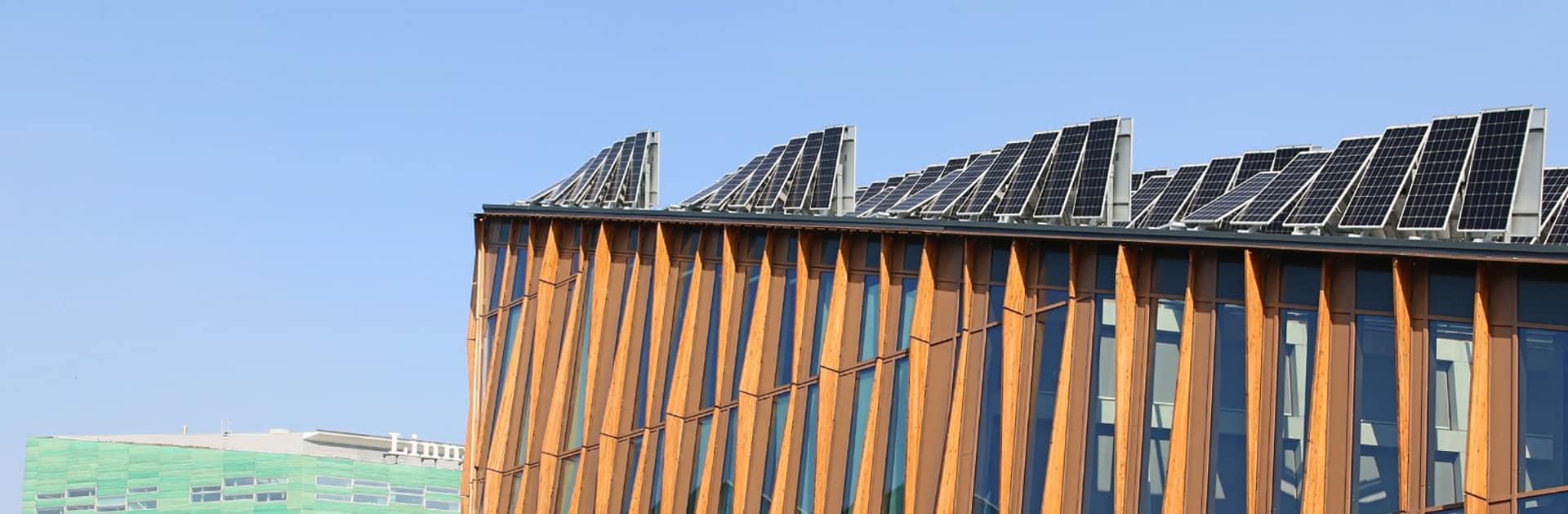 Duurzaam bouwen met een gezonde omgeving voor gebruikers