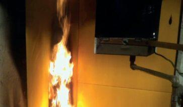 Brochure materialen en brandveiligheid door DGMR en IFV