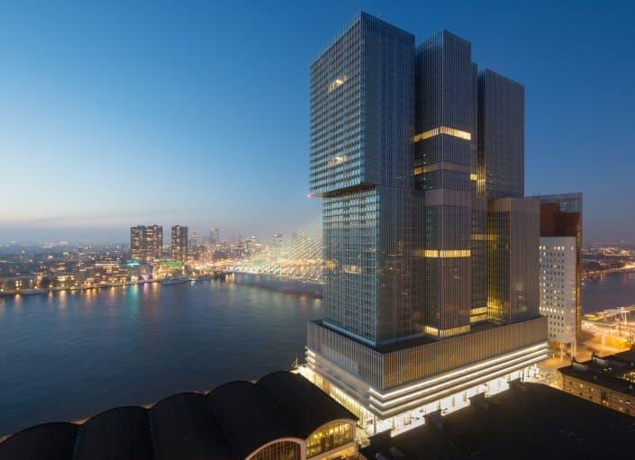 De Rotterdam - foto: Ossip van Duivenbode