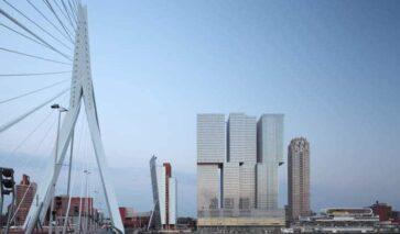 De Rotterdam - foto: Bart van Hoek