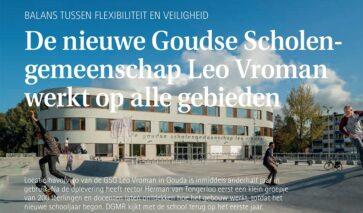 GSG Leo Vroman in Schooldomein | DGMR
