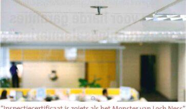 'Getouwtrek rond certificering' in Brandveilig.com