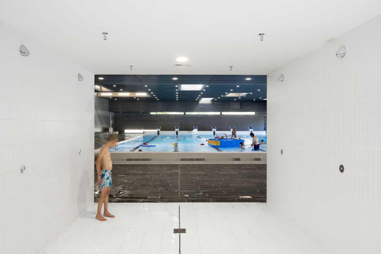 MFC De Rozenburcht, zwembad   DGMR