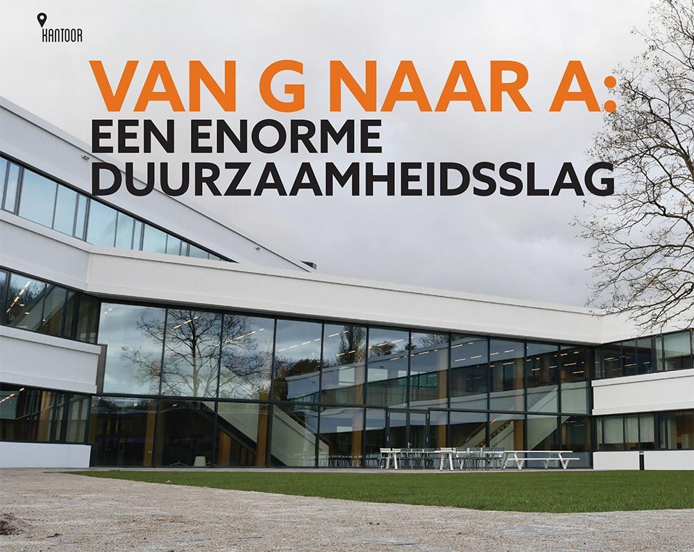 Verduurzaming RDW Veendam   DGMR