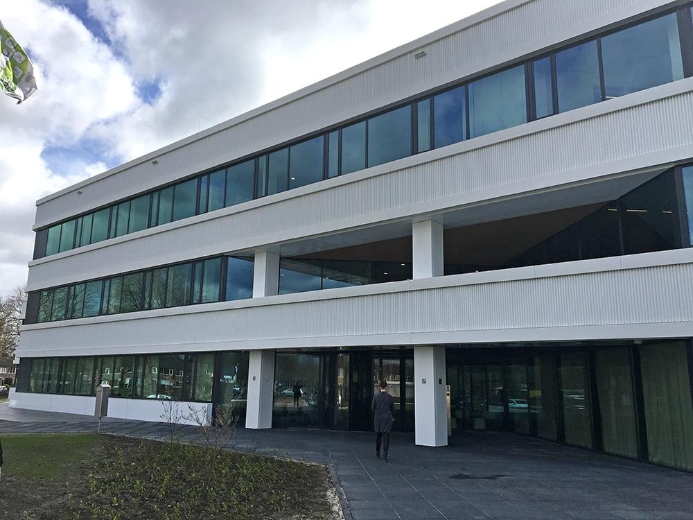 RDW Veendam, entree | DGMR