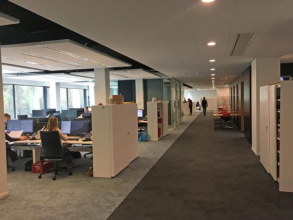 RDW Veendam, kantoortuin | DGMR
