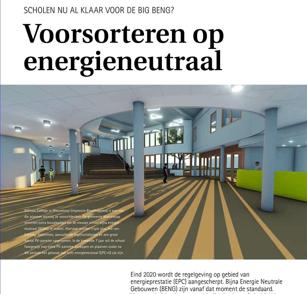 Voorsorteren op energieneutraal met BENG | DGMR
