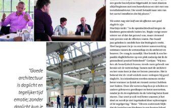 Invloed van daglicht in schoolgebouw | DGMR