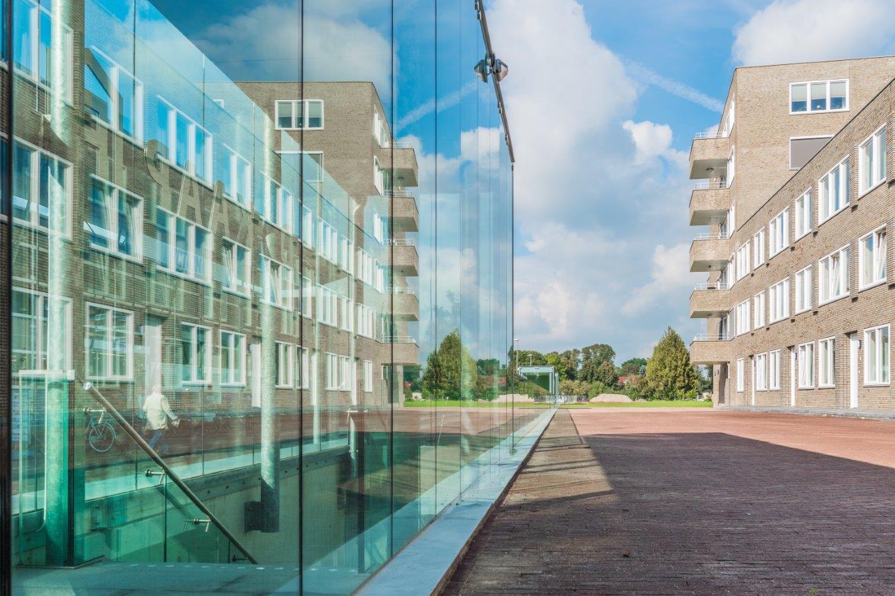 De Kaap, Hoogeveen - glas en bouw   DGMR