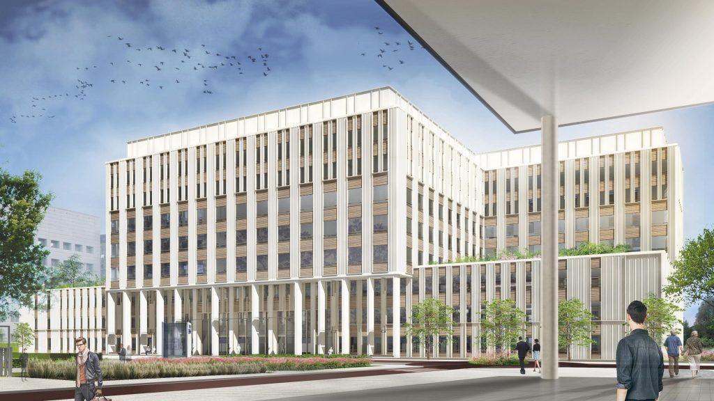Entree hoofdgebouw Radboudumc | DGMR