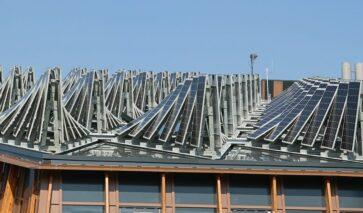 PV-panelen waaier Energy Academy | DGMR
