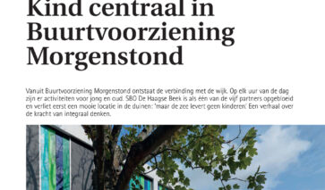 Buurtvoorziening Morgenstond Den Haag | DGMR