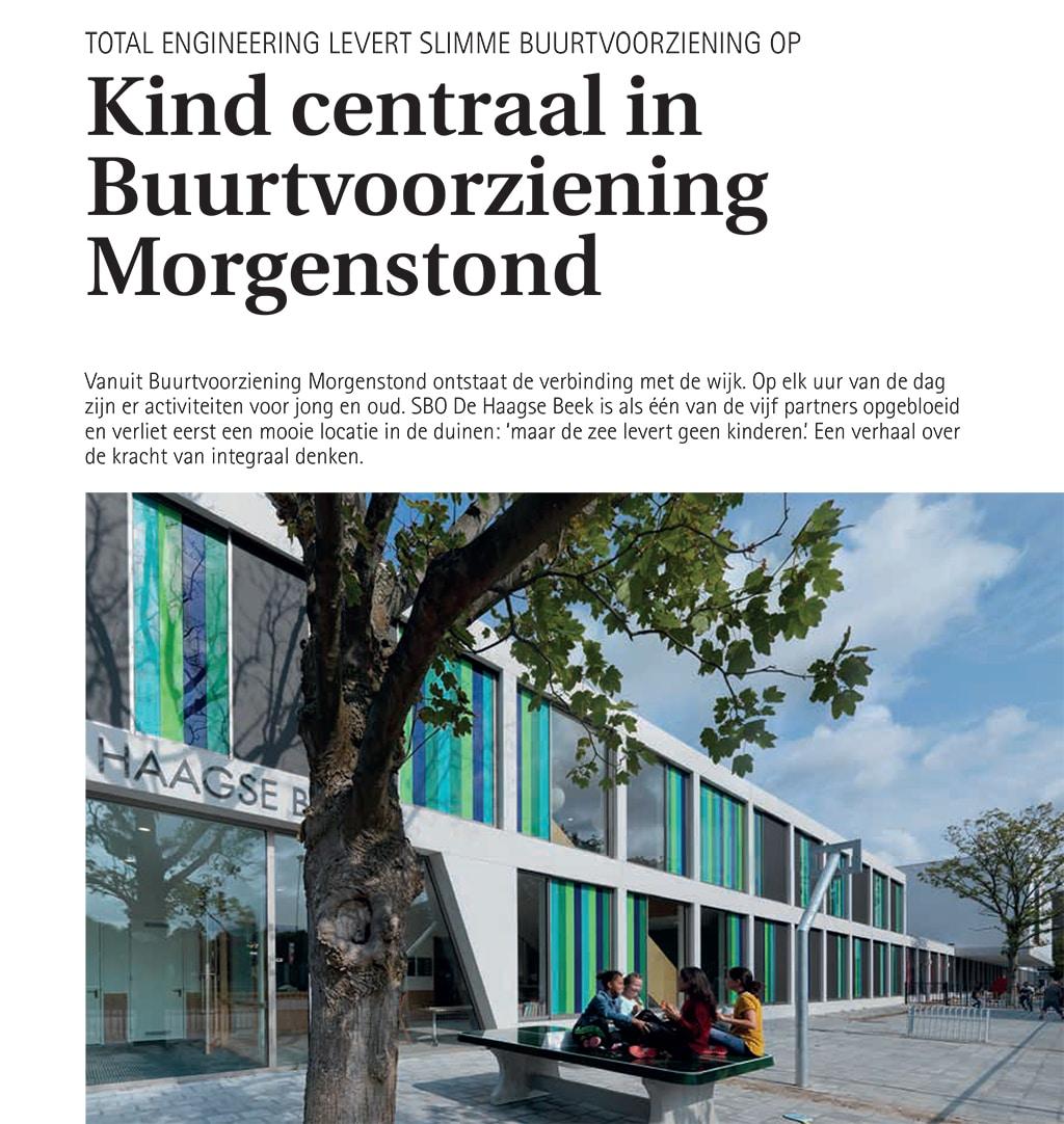 Buurtvoorziening Morgenstond Den Haag   DGMR