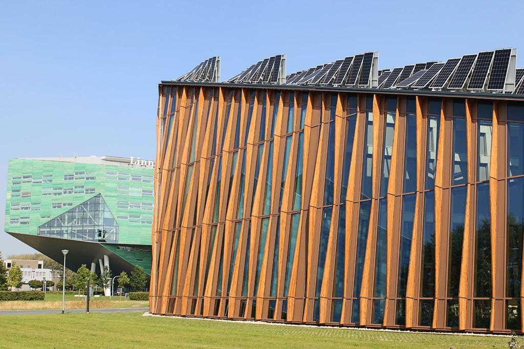 Energy Academy Europe, pv-panelen | DGMR