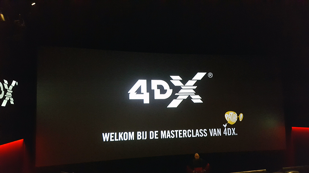 Pathé De Kuip Rotterdam, 4DX | DGMR