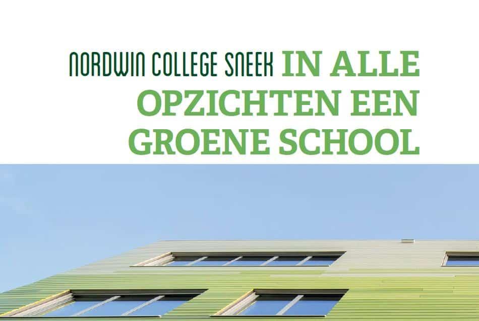 Nordwin College Sneek brandveilig | DGMR