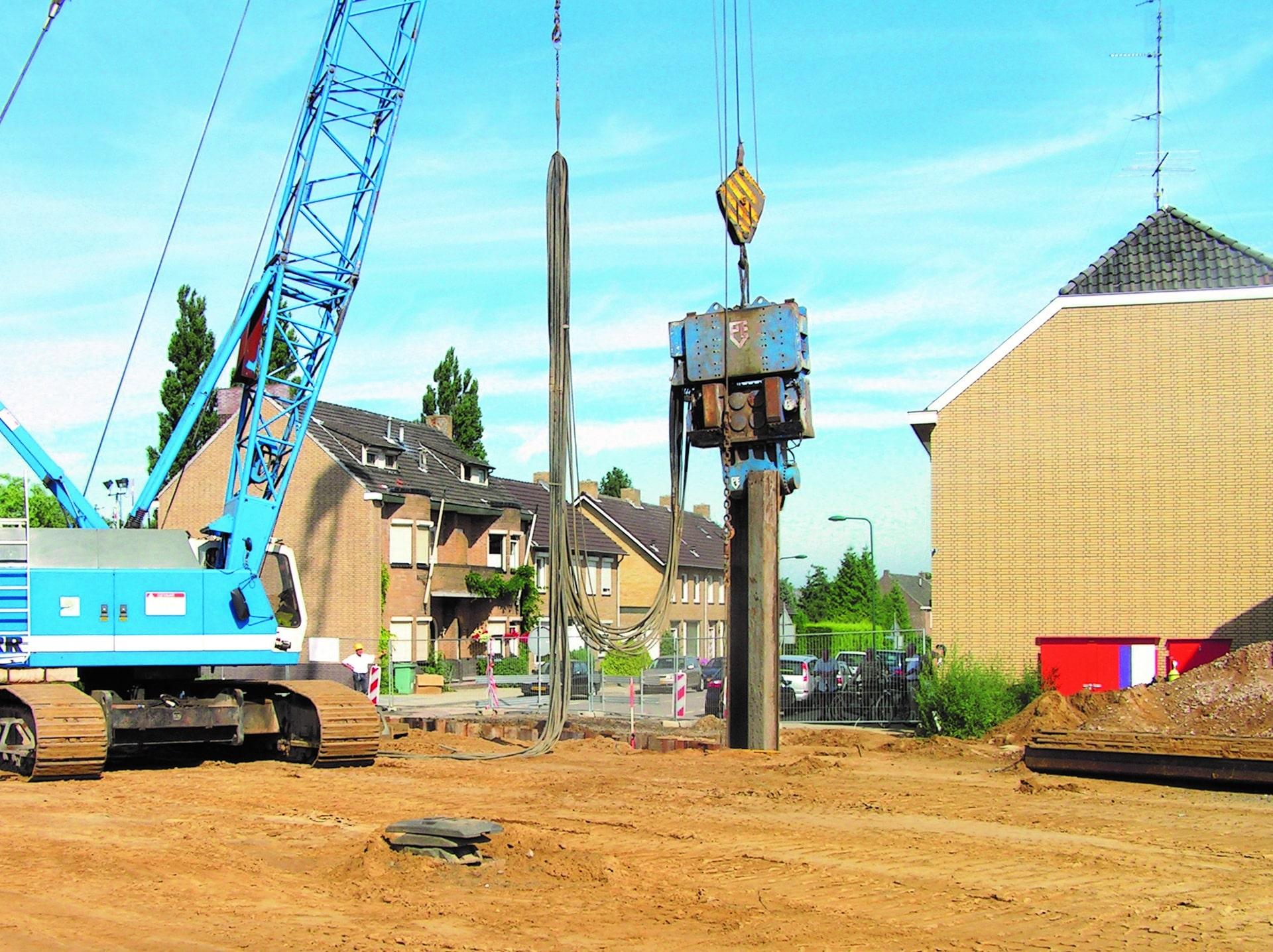 Omgaan met bouwlawaai omwonenden | DGMR