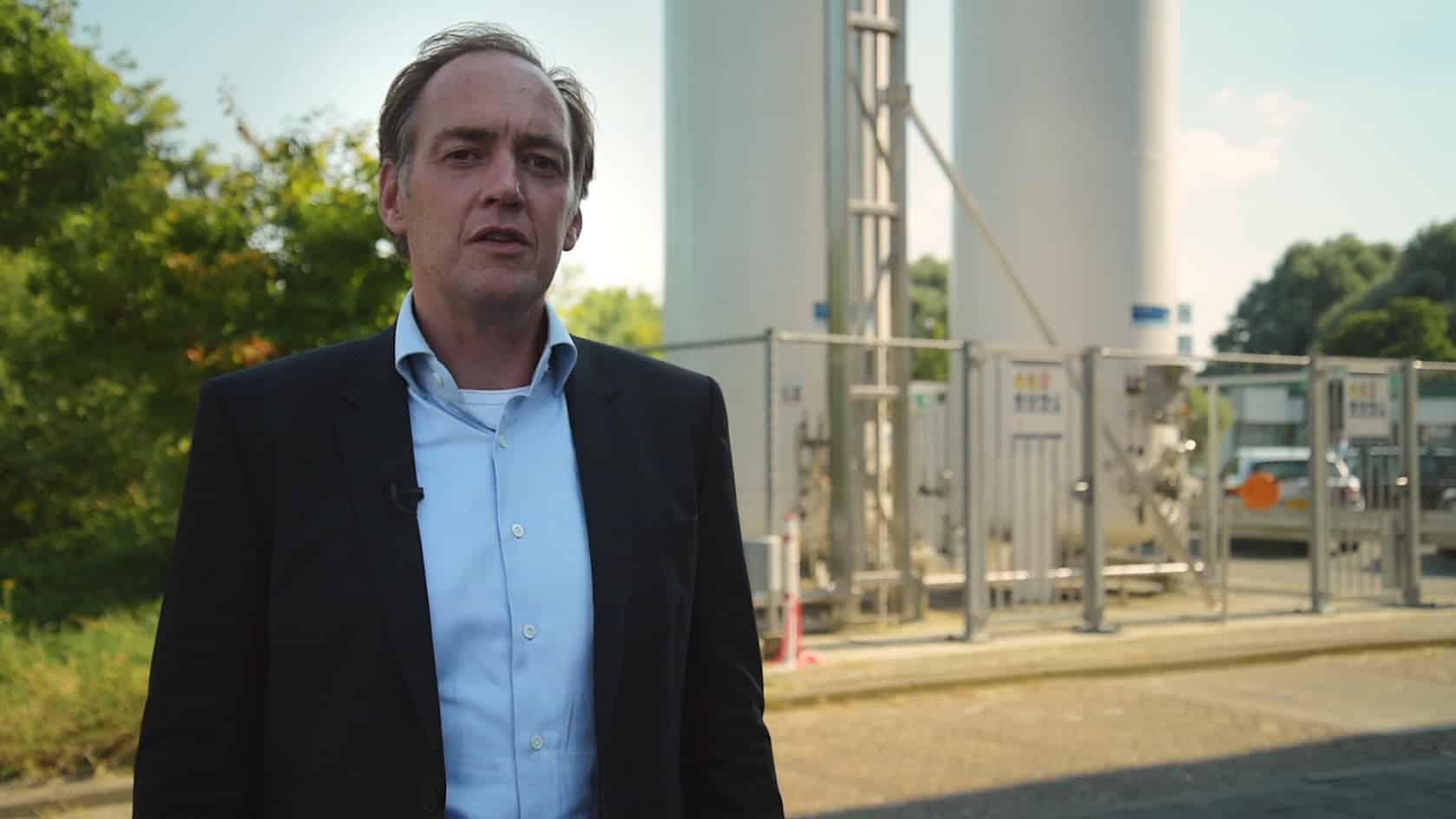 Sander Molkenboer van Avandis