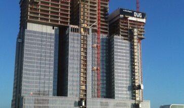 Gevelopbouw De Rotterdam