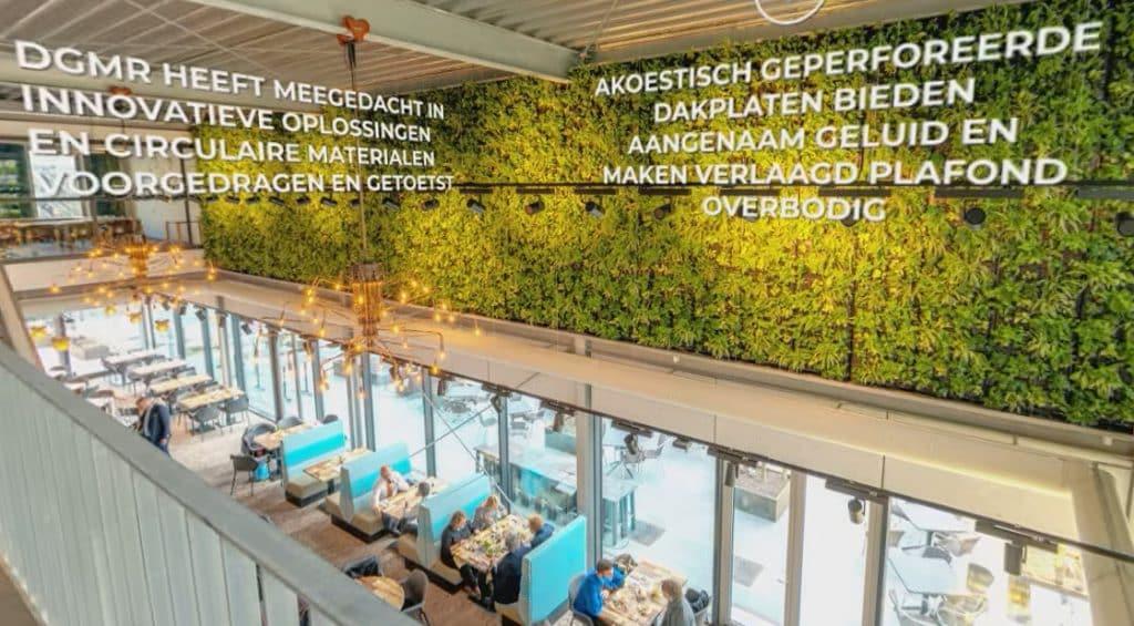 Oplossingen van DGMR in The Green House