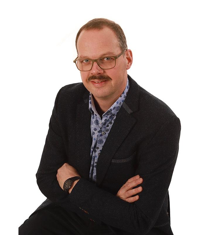 Dennis Sanders, DGMR