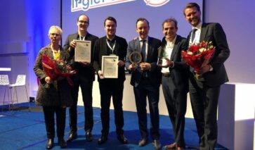 Winnaars publieksprijs Duurzaam Bouwen Awards 2019: The Green House