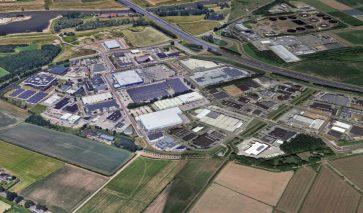 Geluidgegevens van industrieterreinen en de omgevingswet