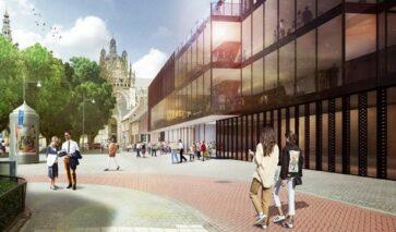 Werken aan duurzaam Theater Parade Den Bosch