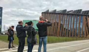Energy Academy Europe op de Zernike Campus in beeld gebracht door DGMR-collega's