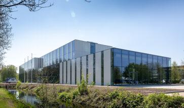 Energiezuinige gemeentehuis Woerden