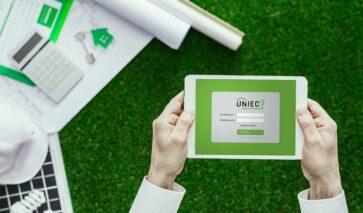 Uniec 3. Softwareproduct van DGMR Software en Earth Energie Advies