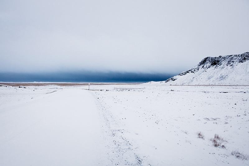 Stille plek in Scandinavië