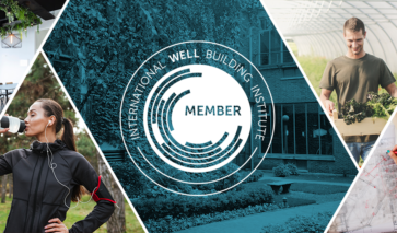Lidmaatschap van IWBI, het International WELL Building Institute