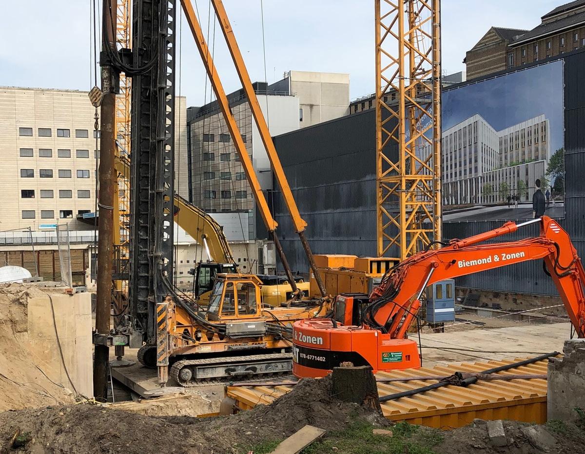 Start nieuwbouw Radboudumc