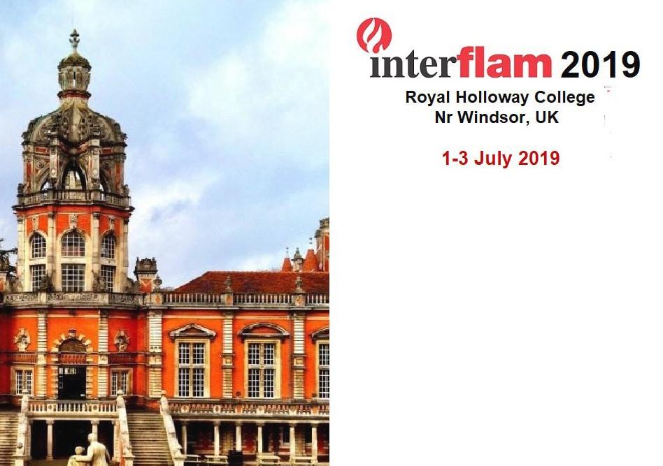 DGMR-presentaties tijdens Interflam 2019