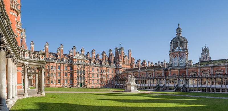 Royal Holloway University is de locatie van Interflam 2019