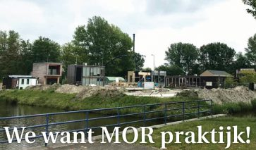 MOR-team bouwt energieleverend appartement voor Solar Decathlon Europe