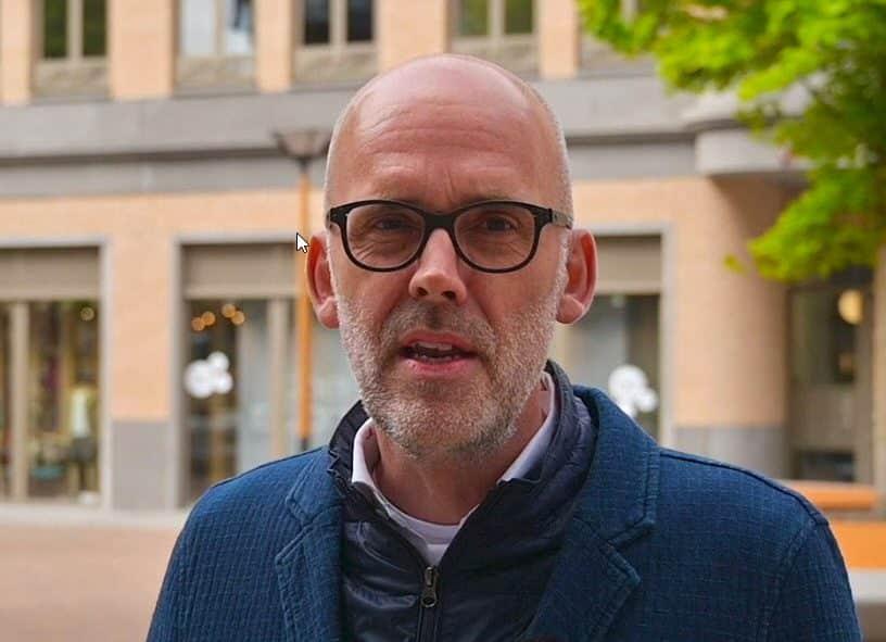 Richard Lokhorst, Leidsche Rijn Centrumplan