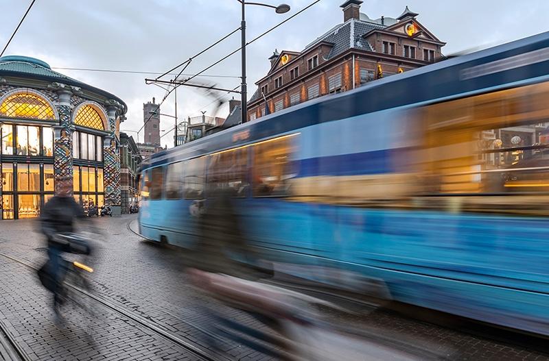 Op weg naar geluid- en trillingsvrij spoorvervoer