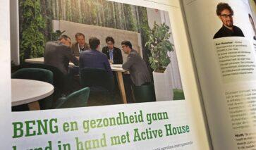 Active House met Bas Hasselaar in Duurzaam Gebouwd