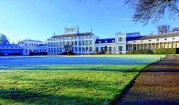Vooraanzicht Paleis Soestdijk