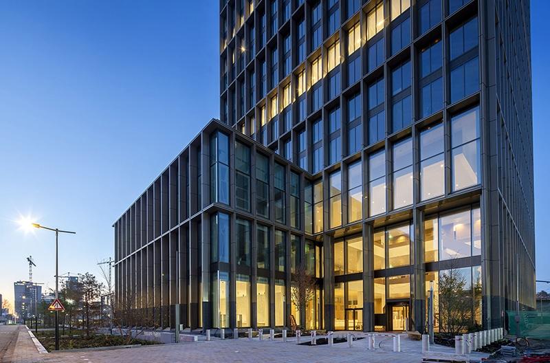 Duurzaam kantoor EMA, Europees Geneesmiddelen Agentschap