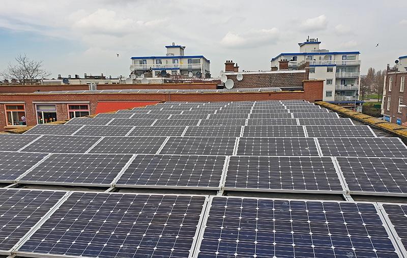 Schoolgebouwen verduurzamen en eerste energiescans Haagse scholen door DGMR