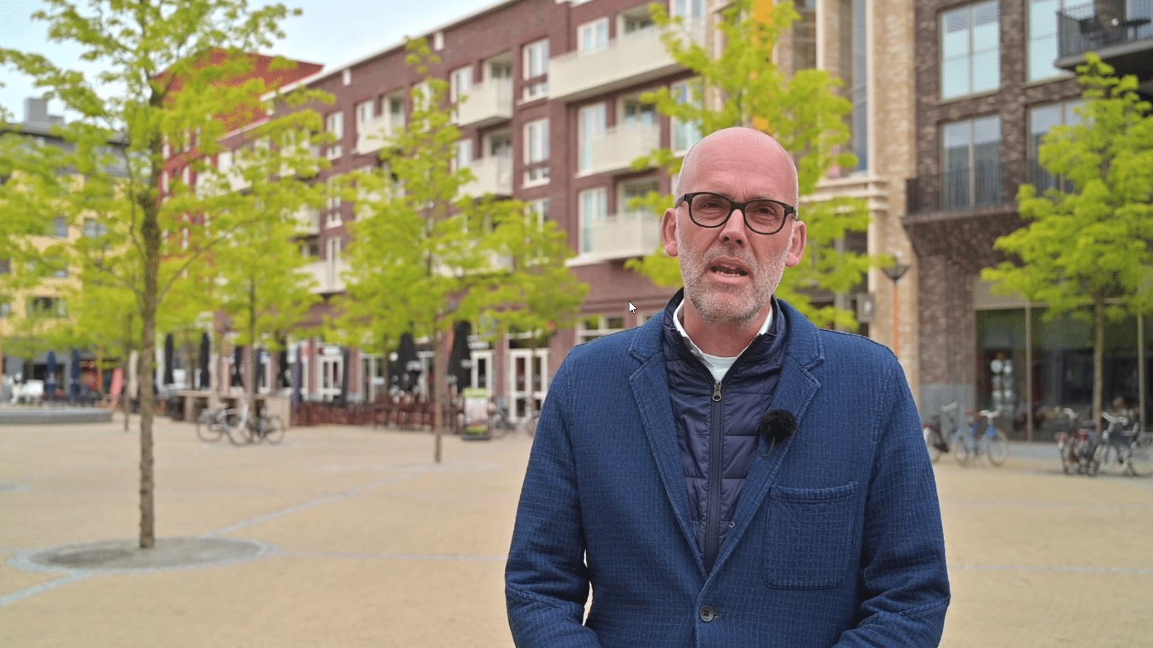 Richard Lokhorst vertelt over unieke oplossingen in Leidsche Rijn Centrum