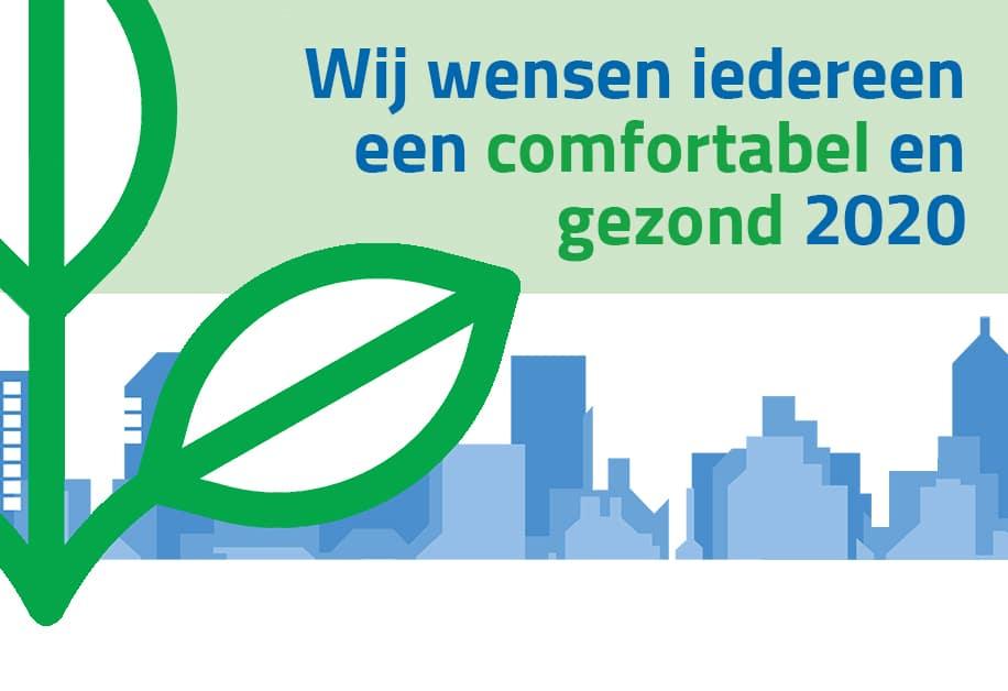 DGMR wenst iedereen een comfortabel en gezond 2020