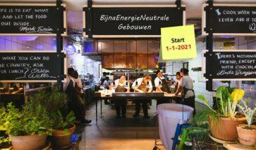 De keuken voor BENG in de utiliteitsbouw