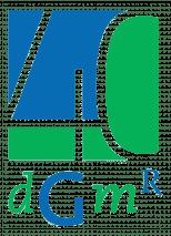 Jubileum-logo DGMR 40 jaar
