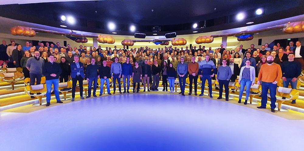 Medewerkers van DGMR in 2020