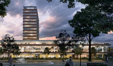 Renovatie DNB naar een open, duurzaam en toekomstbestendig gebouw