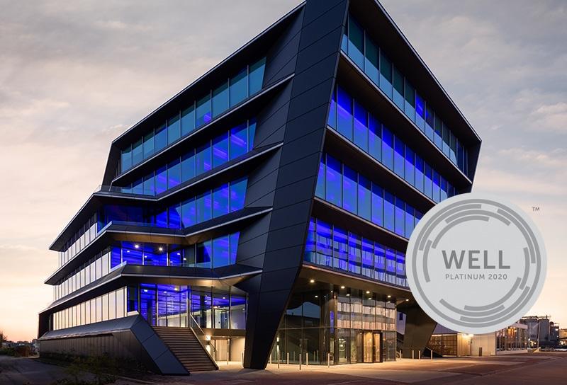 WELL Platinum voor The Flow in Amsterdam met DGMR als WELL-adviseur